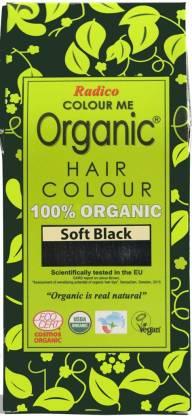 Radico Radico - 100% Organic Soft Black USDA Certified , SOFT BLACK