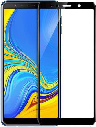 Lezix Edge To Edge Tempered Glass for Samsung Galaxy A9 2018