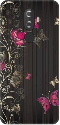 Smutty Back Cover for Lenovo K8 Note - Flower Print