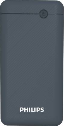 PHILIPS 10000 mAh Power Bank (10 W, Fast Charging)