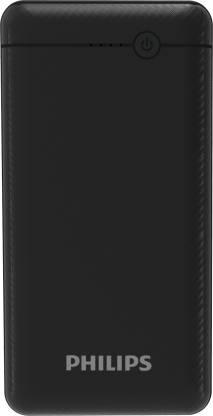 Philips 20000 mAh Power Bank (DLP1720CB/97, Universal Power Pack)