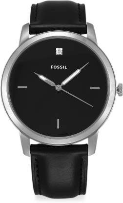 Fossil FS5497 The Minimalist 3H Analog Watch - For Men