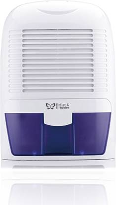 ABSORBIA ABS plastic Powerful Mid-Size Thermo-Electric Dehumidifier Portable Room Air Purifier
