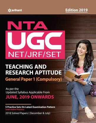 UGC Net Jrf Slet General Paper-1 Teaching and Research Aptitude