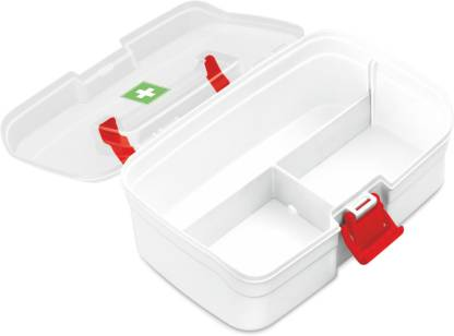 MILTON FirstAidBoxP2  - 1000 ml Plastic Utility Container