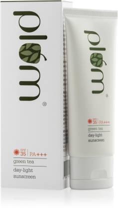 Plum Green Tea Day-Light Sunscreen - SPF 35 PA+++
