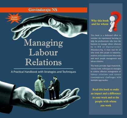 MANAGING LABOUR RELATIONS