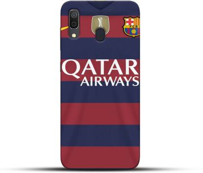 Pikkme Back Cover for Qatar Airways Samsung Galaxy M30