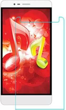 Zootkart Impossible Screen Guard for Intex Aqua i6