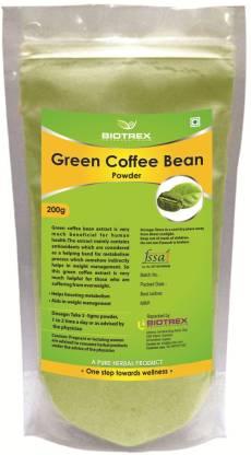 BIOTREX NUTRACEUTICALS Green Coffee Been Herbal Powder
