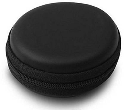 kiros Earphone Pouch Zipper Pocket Bluetooth Headset Cover Case Earphone Cable Organizer