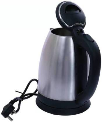 EMMKITZ Hot Water Pot Portable Boiler Tea Coffee Warmer Heater Cordless MG-STR Electric Kettle