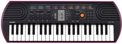 CASIO SA-78 KM17A Digital Portable Keyboard