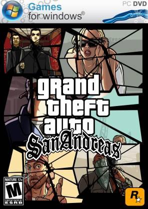 GRAND THEFT AUTO SAN ANDREAS (full edition)