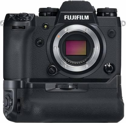 FUJIFILM X-H1 Mirrorless Camera Body With vertical power booster grip VPB