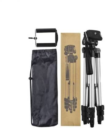 Doodads 3110 Portable Tripod for mobile and camera light weight easy to use Tripod
