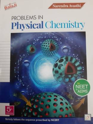 Problems in Physical Chemistry for Neet & Aiims