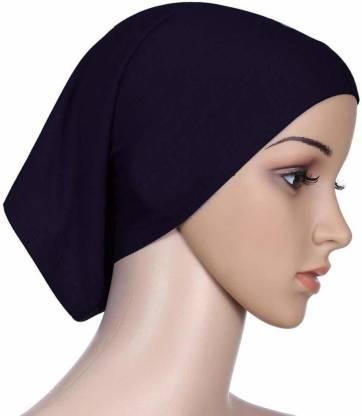 BISMAADH Women's Cotton Hijab Cap