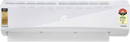 MarQ By Flipkart 1 Ton 5 Star Split Inverter AC  - White