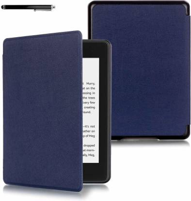 YAOJIN Flip Cover for All Amazon Kindle 10th Generation 2019 (Dark Blue) (Not Fit Paperwhite)(Blue)