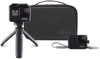 GoPro Hero 7 (with Travel Kit) Sports and Action Camera