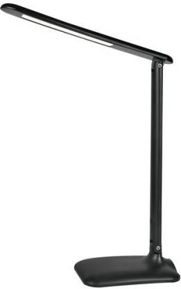 Philips Air LED Desk Light 61013 - 5-Watt, Black Table Lamp