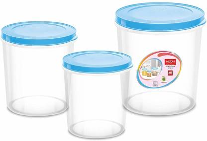 MILTON STOREX CLEAR  - 10000 ml Plastic Grocery Container