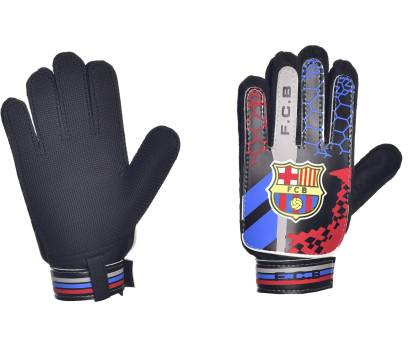 IRIS Kids Football Goalkeeper Gloves Cool Flat Finger Goalkeeping Gloves