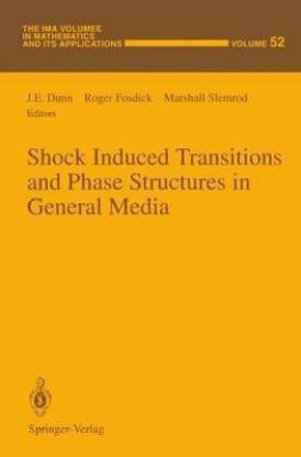 Shock Induced Transitions and Phase Structures in General Media: v. 52