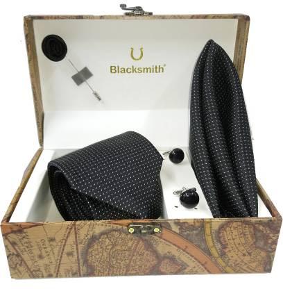 Blacksmith Woven Tie