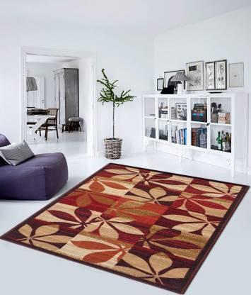 STATUS Red Nylon Carpet