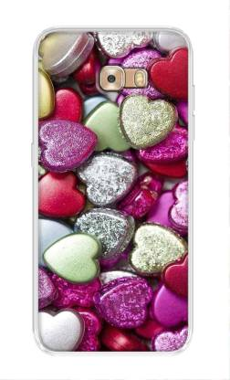 SWAGMYCASE Back Cover for Samsung Galaxy C9 Pro
