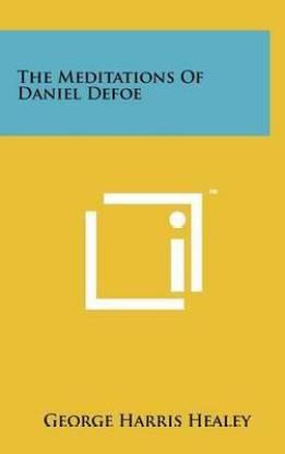 The Meditations of Daniel Defoe