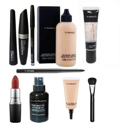 M A C Makeup Kit Pack Of 10 Online