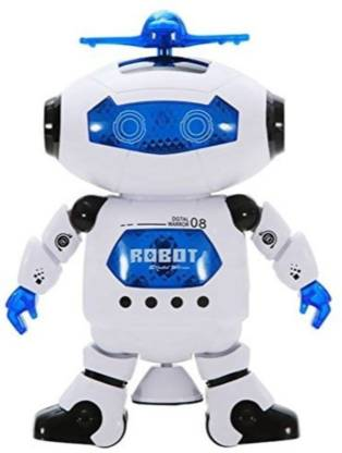 Smartcraft Musical and Dancing Naughty Robot for Kids