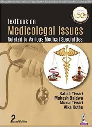 Textbook on Medicolegal Issues