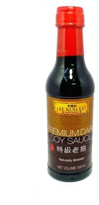 Lee Kum Kee Premium Dark Soy Sauce, 500ml Sauce