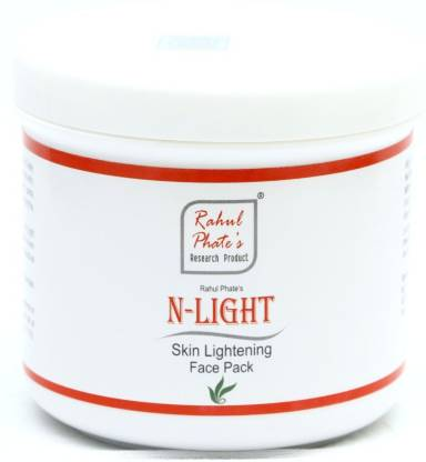 Rahul Phate's Research Product N-Light: Skin Lightening Face Pack
