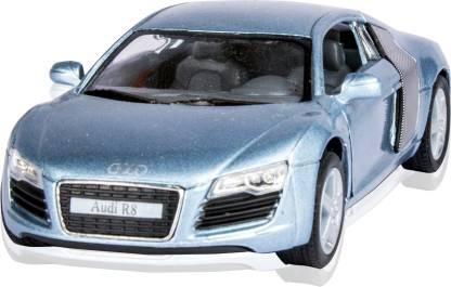 Miss & Chief Kinsmart Licensed 5'' Audi R8 Die Cast Car