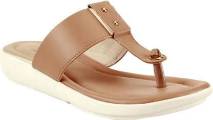 Khadim's Women Brown Wedges