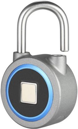 amiciSmart Fingerprint Padlock, Smart Key-Less Smart Door Lock