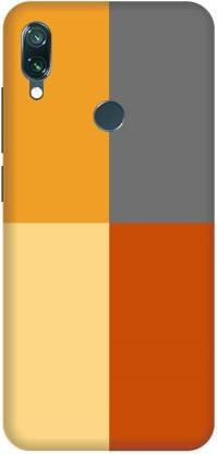 TPM Back Cover for Redmi Mi Note 7