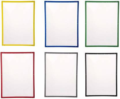 Infomate Plastic A4 Paper Magnetic Display