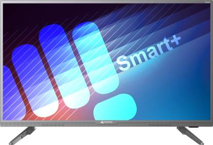 Micromax Canvas 81cm  32 inch  HD Ready LED Smart TV 2018 Edition