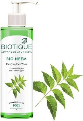 BIOTIQUE Bio Neem Purifying Wash Face Wash