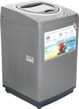 IFB 6.5 kg Fully Automatic Top Load Grey