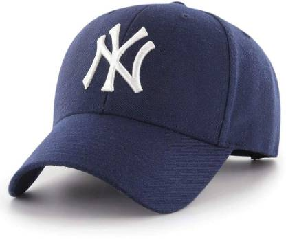 the x-lent ny blue Men's MESH Snapback Baseball Cap for Hunting, Fishing, Outdoor Activities Freesize Cap