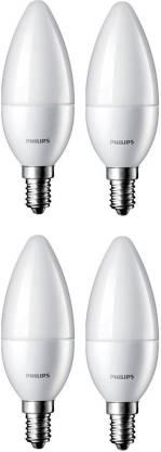 PHILIPS 2.7 W Candle E14 LED Bulb
