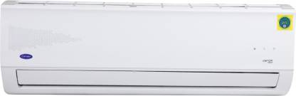 CARRIER 1.5 Ton 3 Star Split AC with PM 2.5 Filter  - White