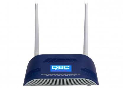 DBC TECHNOLOGY DBC Technologies Dual Mode FTTH GPON EPON ONU 1GE 300 Mbps Router